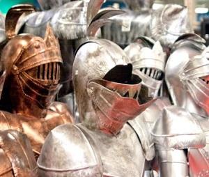 Randall Daluz Armor Of God